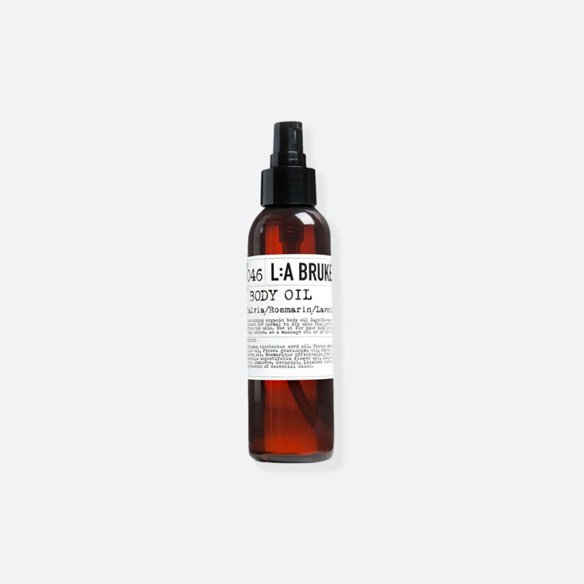 OhMart L:A Bruket 046 Body Oil ( Sage/ Rosemary/ Lavender ) 1