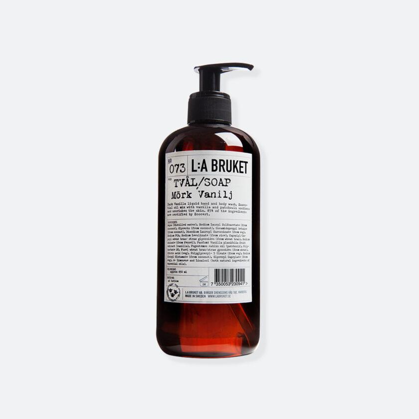 OhMart L:A Bruket 073 Hand & Body Wash ( Dark Vanilla ) 1