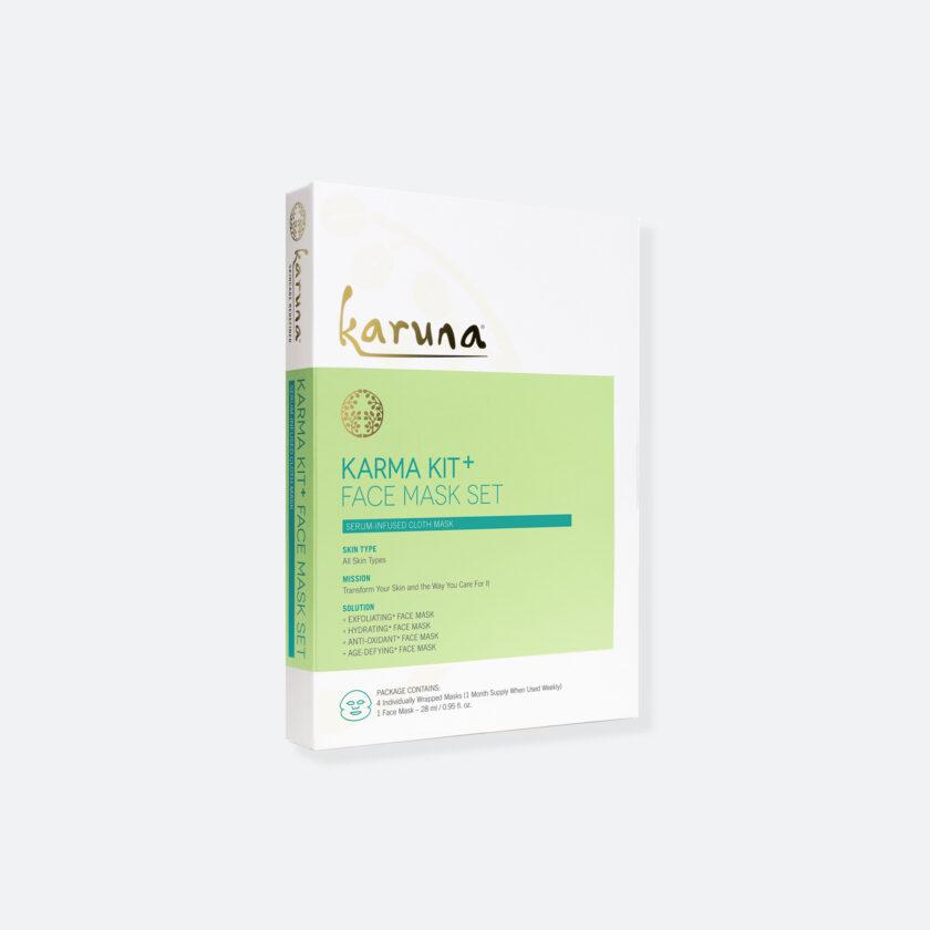 OhMart Karuna Karma Kit + Face Mask Set 1