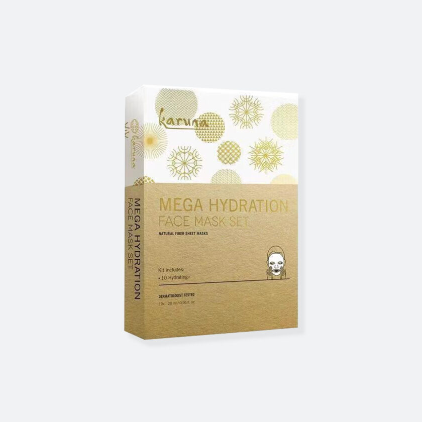 OhMart Karuna Mega Hydration Face Mask Set 1