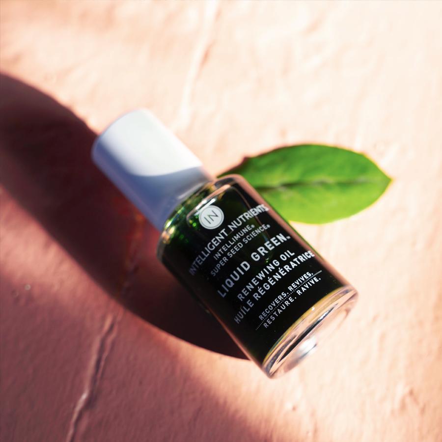 OhMart Intelligent Nutrients Liquid Green Renewing Oil 2