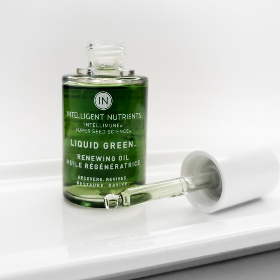 OhMart Intelligent Nutrients Liquid Green Renewing Oil 3