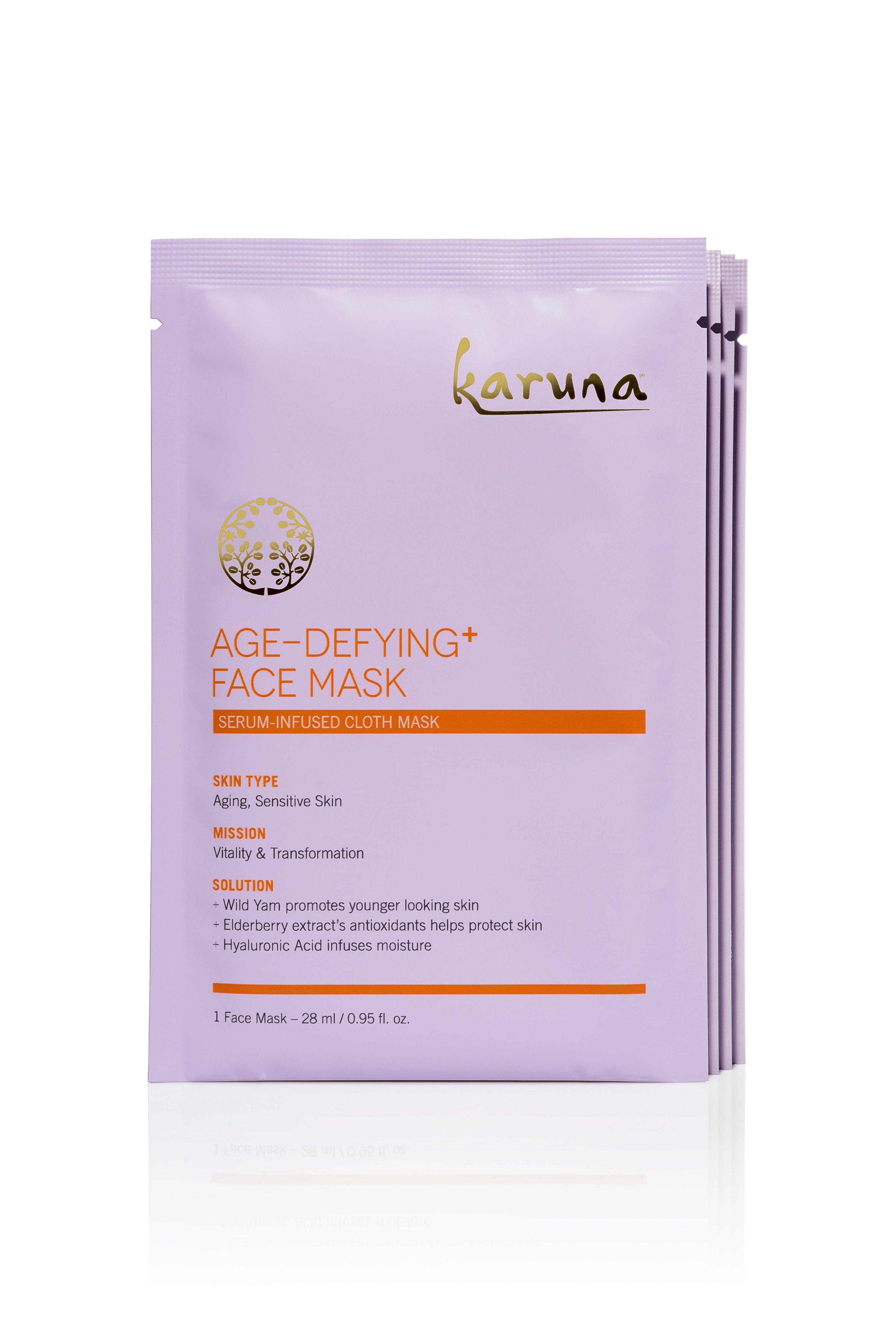 OhMart Karuna Age- Defying + Face Mask 2