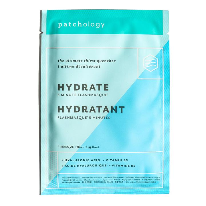 OhMart Patchology Flashmaque Hydrate Hydratant 5