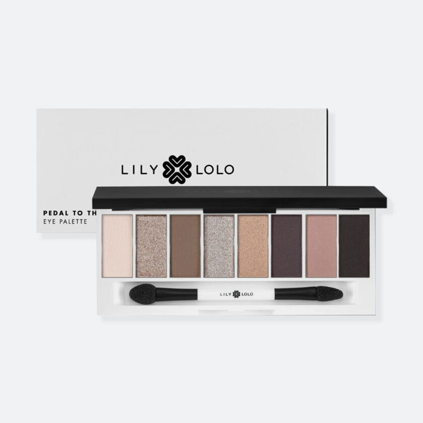 OhMart Lily Lolo Pedal To The Metal Eye Palette 1
