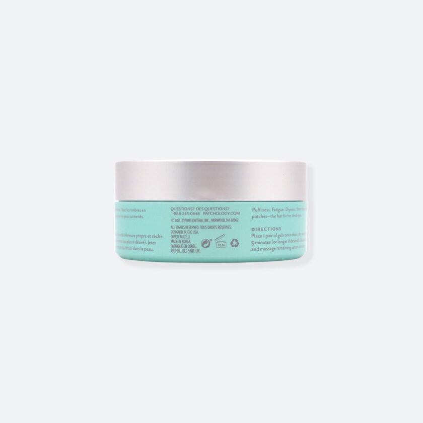 OhMart Patchology Rejuvenating Eye Gels 2