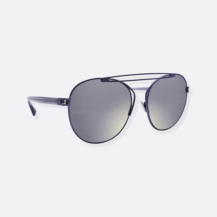 OhMart People by People – Aviator Sunglasses ( Monster - Silver ) 2