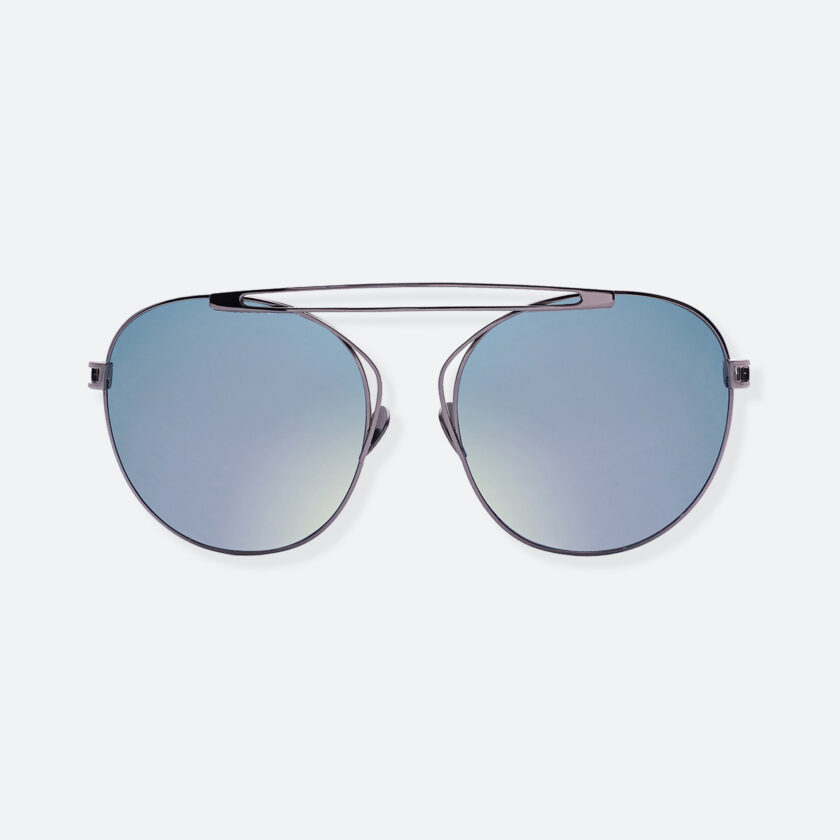 OhMart People by People – Aviator Sunglasses ( Monster – Blue ) 1