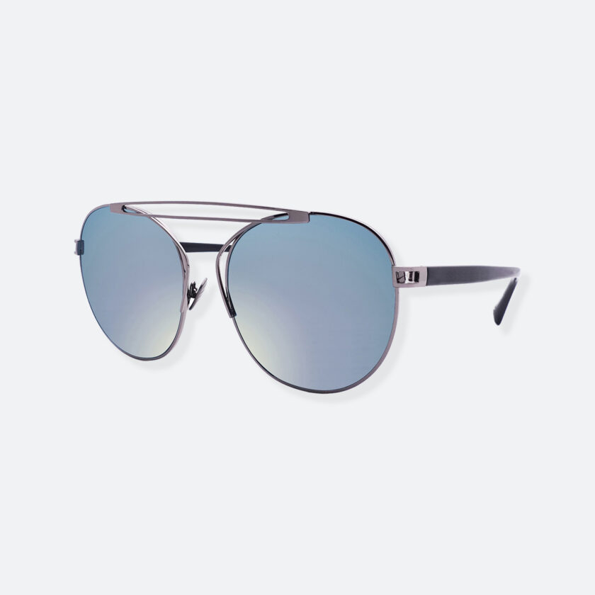 OhMart People by People – Aviator Sunglasses ( Monster – Blue ) 2
