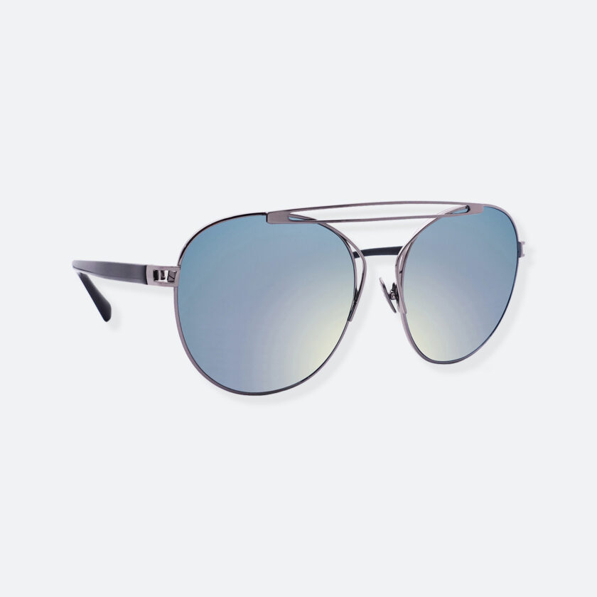 OhMart People by People – Aviator Sunglasses ( Monster – Blue ) 3