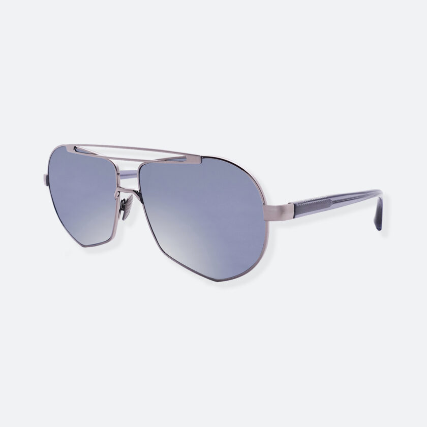 OhMart People By People - Aviator Sunglasses With Colored Lens ( Transform A - Blue ) 3