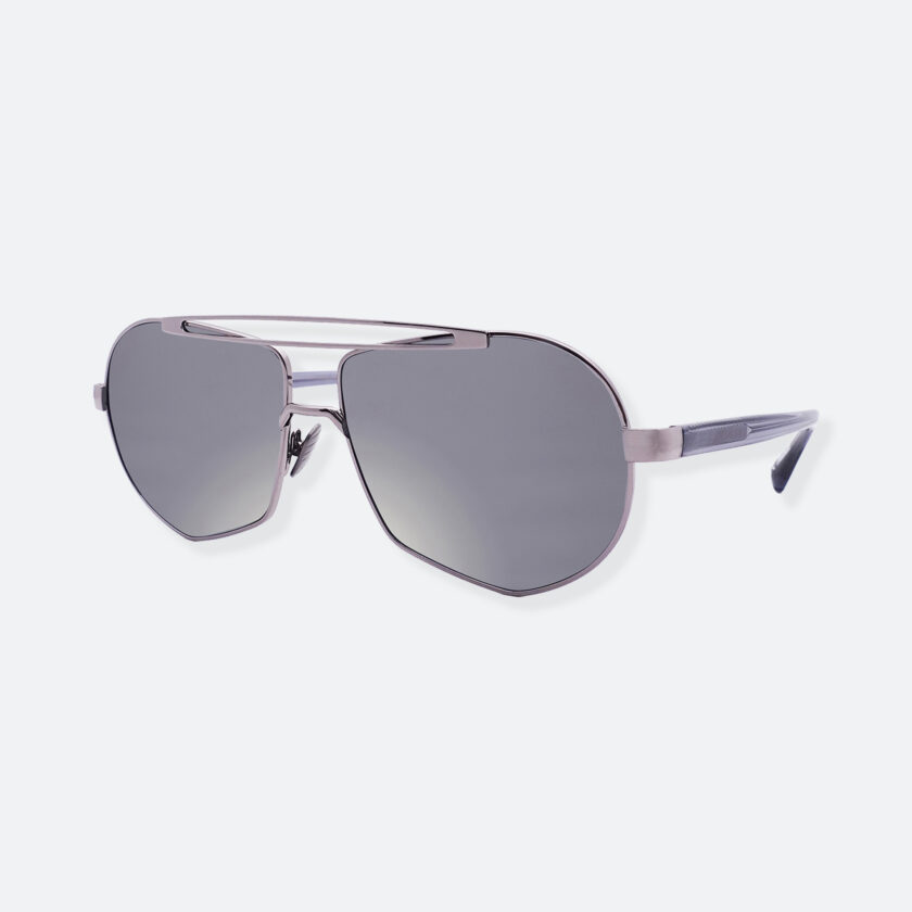 OhMart People By People - Aviator Sunglasses With Colored Lens ( Transform A - Silver ) 3