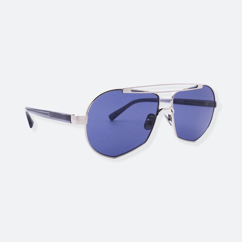 OhMart People By People - Aviator Sunglasses With Colored Lens ( Transform A - U15 - Purple ) 2
