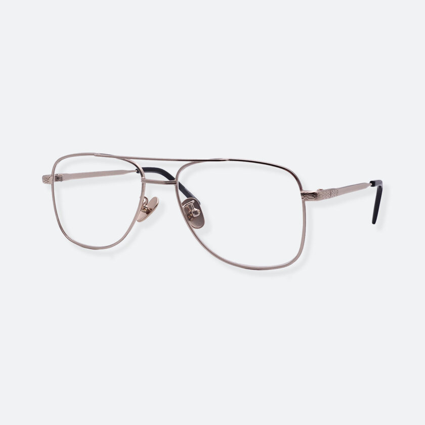 OhMart People By People - Aviator Metal Optical Glasses ( PP005 col.2 ) 2