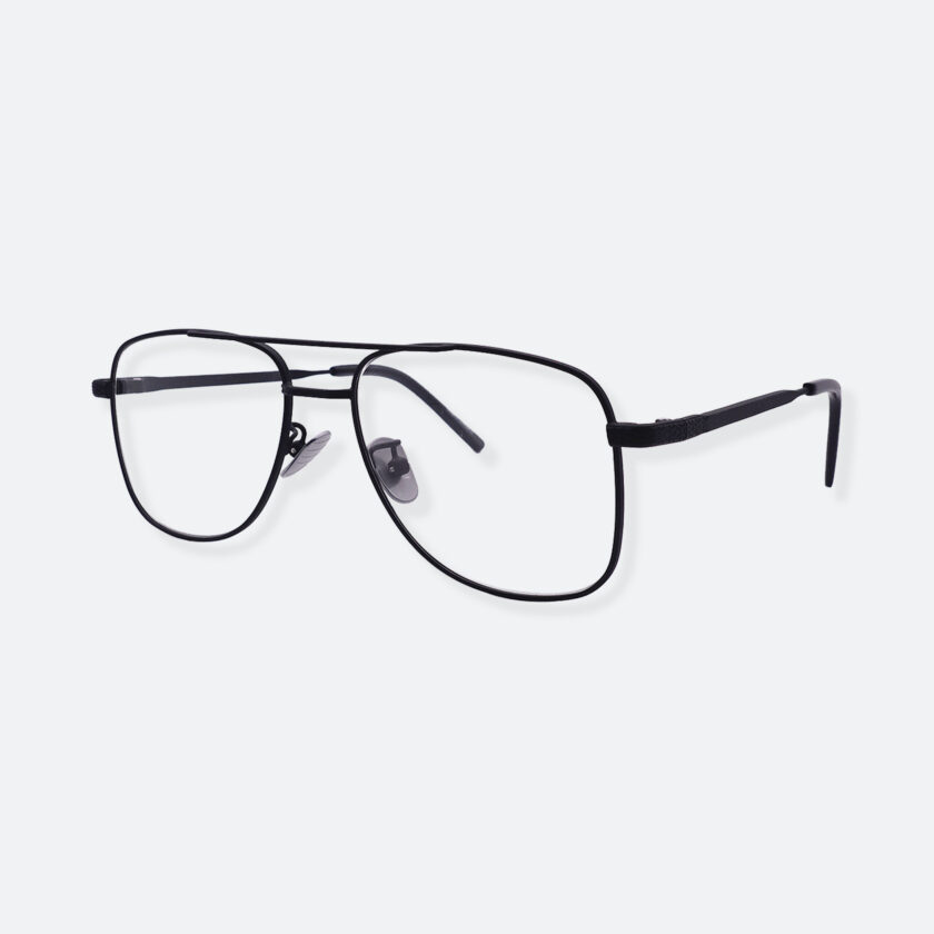 OhMart People By People - Aviator Metal Optical Glasses ( PP005 col.3 ) 2