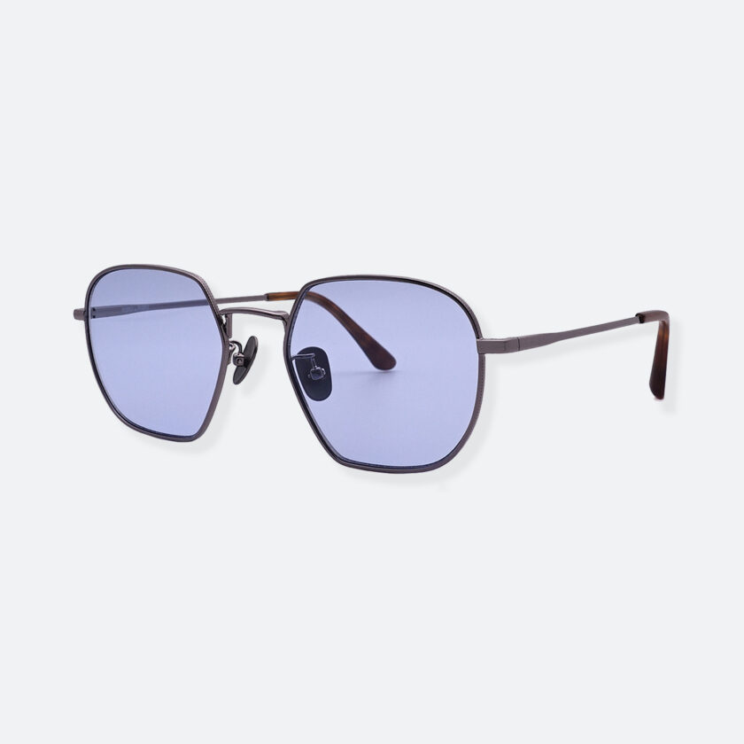 OhMart People By People - Colored Lenses Sunglasses ( Color Eye - Blue ) 2