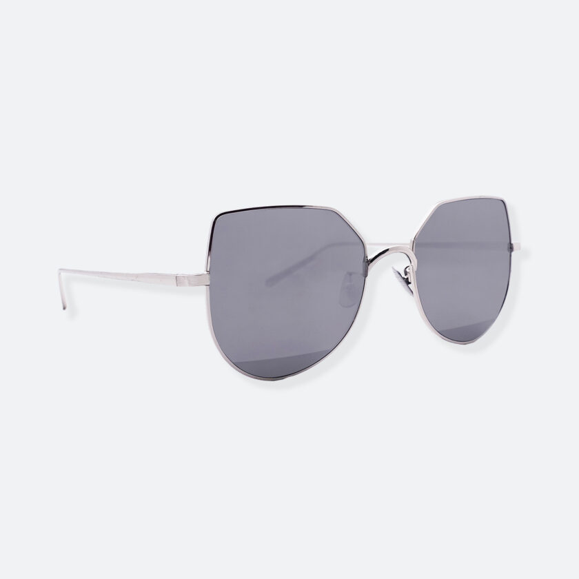 OhMart People By People - Aviator Sunglasses ( Ex-Bird - Silver ) 2