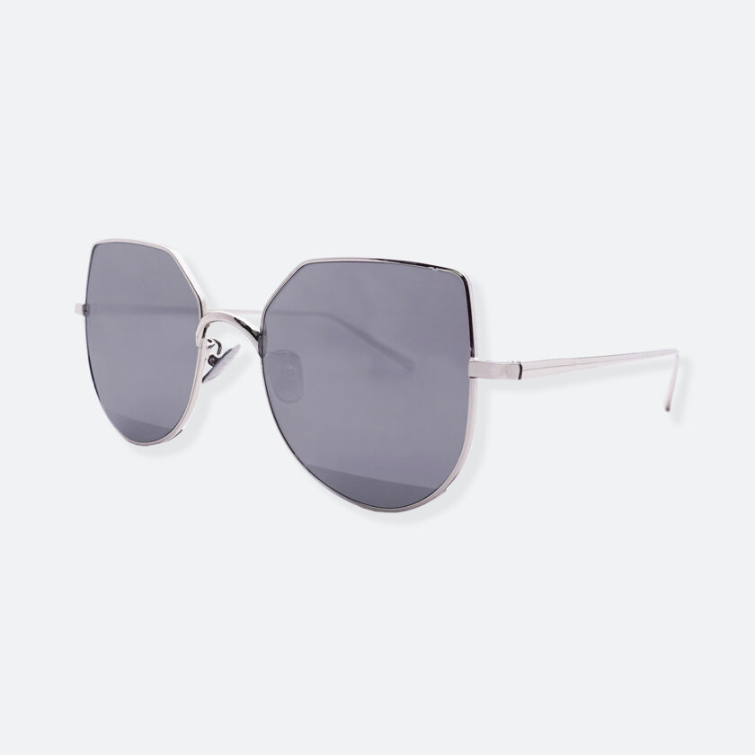 OhMart People By People - Aviator Sunglasses ( Ex-Bird - Silver ) 3