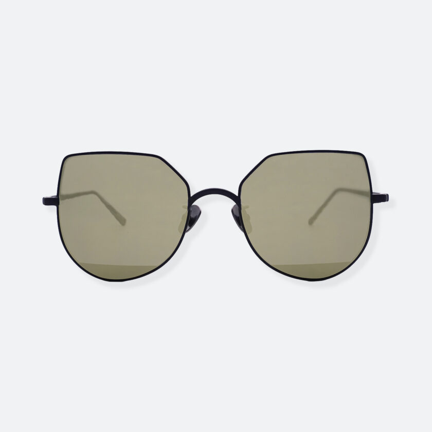 OhMart People By People - Aviator Sunglasses ( Ex-Bird - Gold ) 1