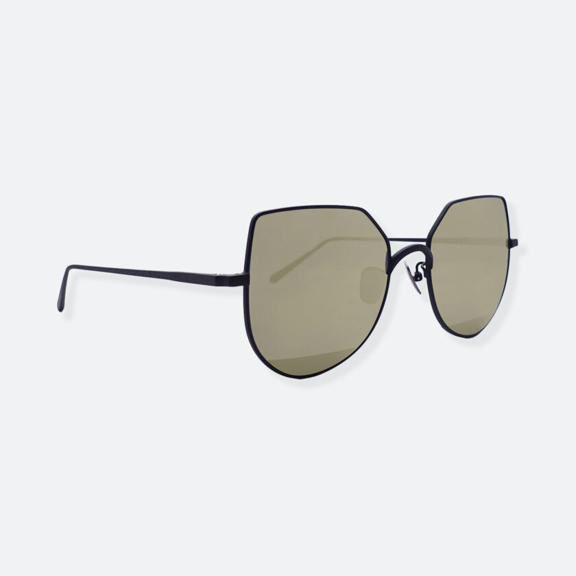 OhMart People By People - Aviator Sunglasses ( Ex-Bird - Gold ) 2
