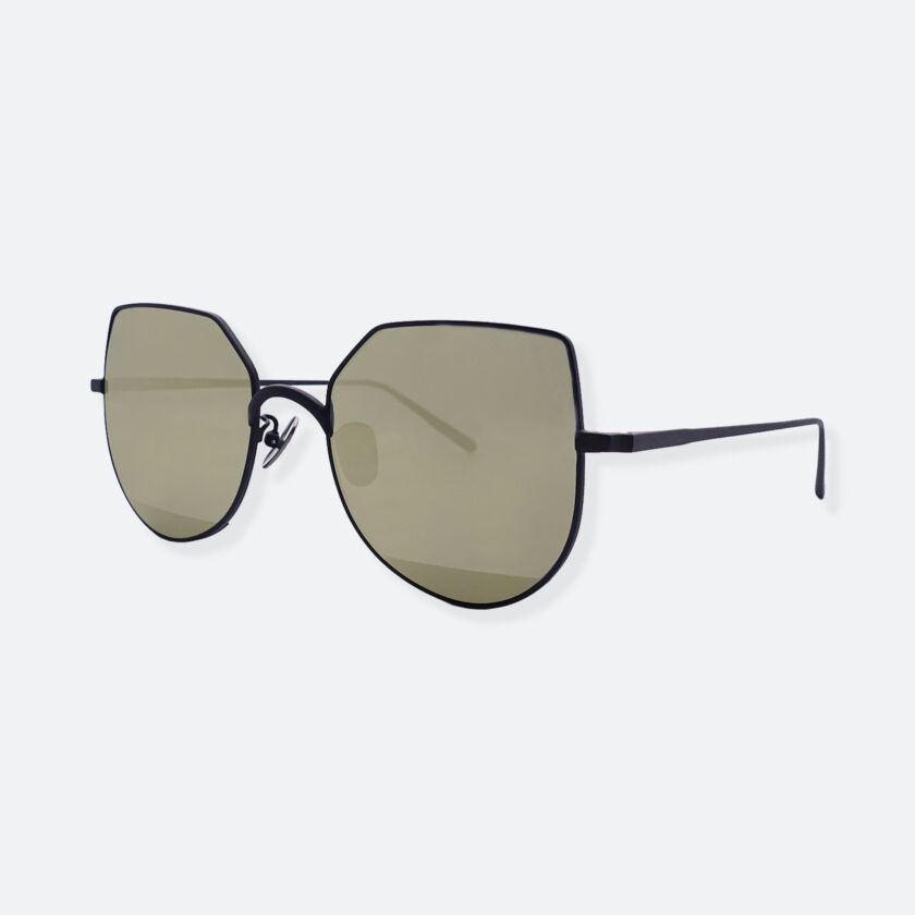 OhMart People By People - Aviator Sunglasses ( Ex-Bird - Gold ) 3