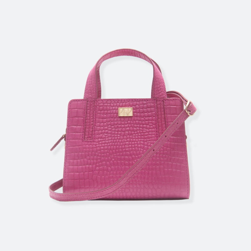 OhMart People By People - The Leather Micro Mini ( B042 - Pink ) 1