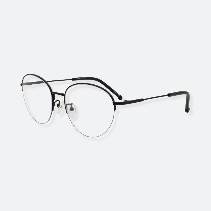 OhMart Textura - Semi-Rimless Framed Optical Glasses ( TMM016 - Blue ) 2