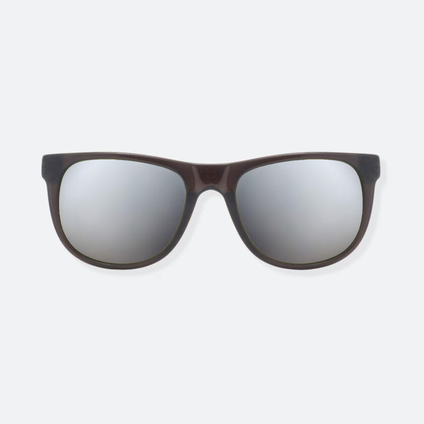 OhMart People By People - Round Acetate Sunglasses ( DBD004A - Black / Grey ) 1