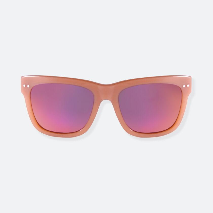 OhMart People By People - Wayfarer Acetate Sunglasses ( JFF008 - Carmine ) 1