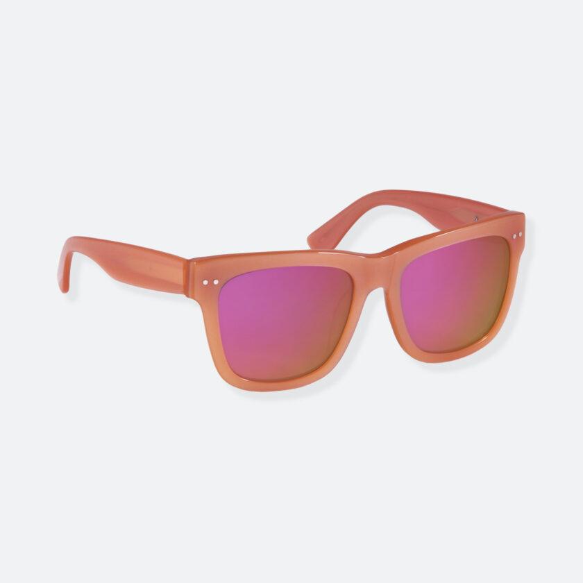 OhMart People By People - Wayfarer Acetate Sunglasses ( JFF008 - Carmine ) 2