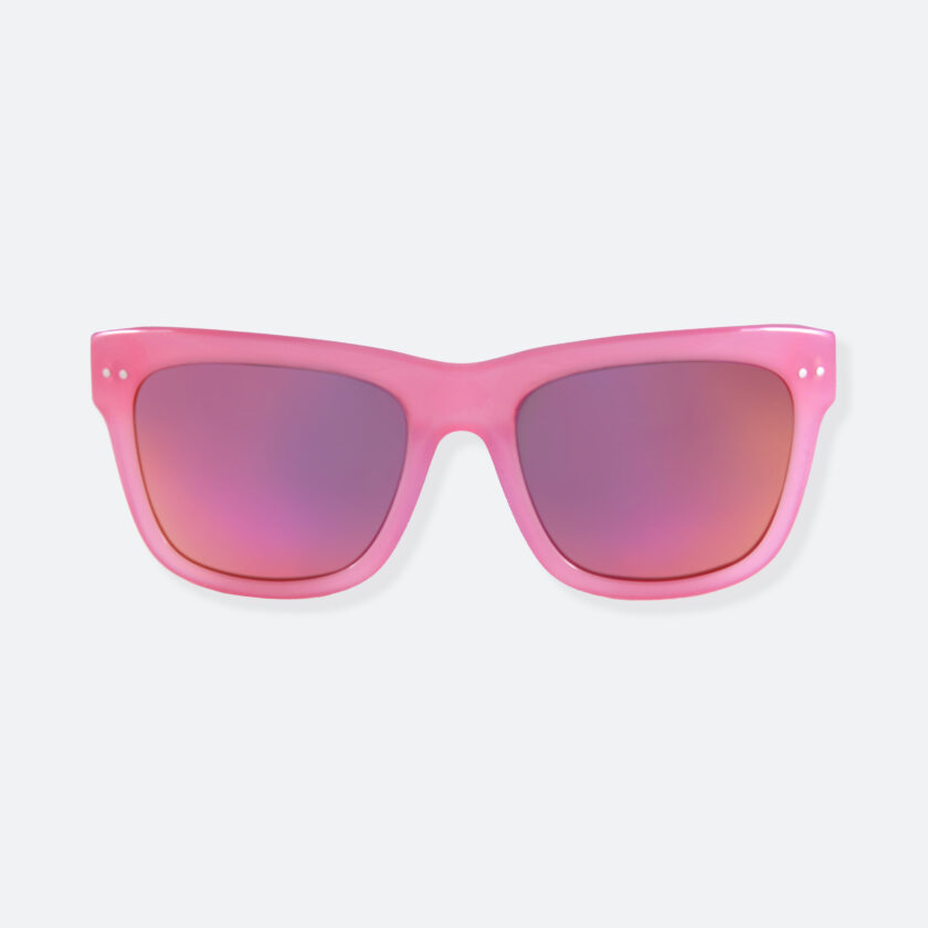 OhMart People By People - Wayfarer Acetate Sunglasses ( JFF008 - Pink ) 1