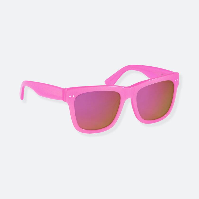 OhMart People By People - Wayfarer Acetate Sunglasses ( JFF008 - Pink ) 2