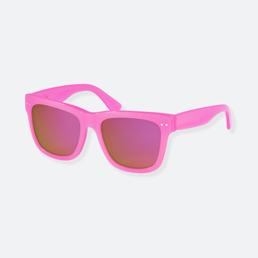 OhMart People By People - Wayfarer Acetate Sunglasses ( JFF008 - Pink ) 3