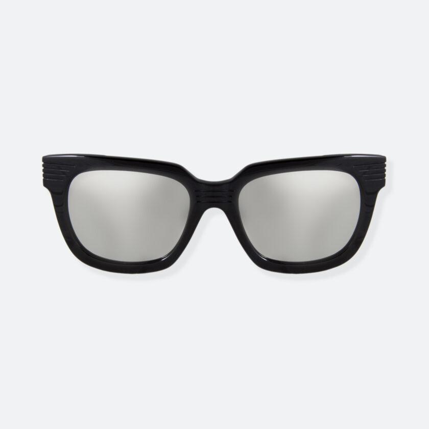 OhMart People By People - Wayfarer Bold Frame Acetate Sunglasses ( JFF009 - Black ) 1