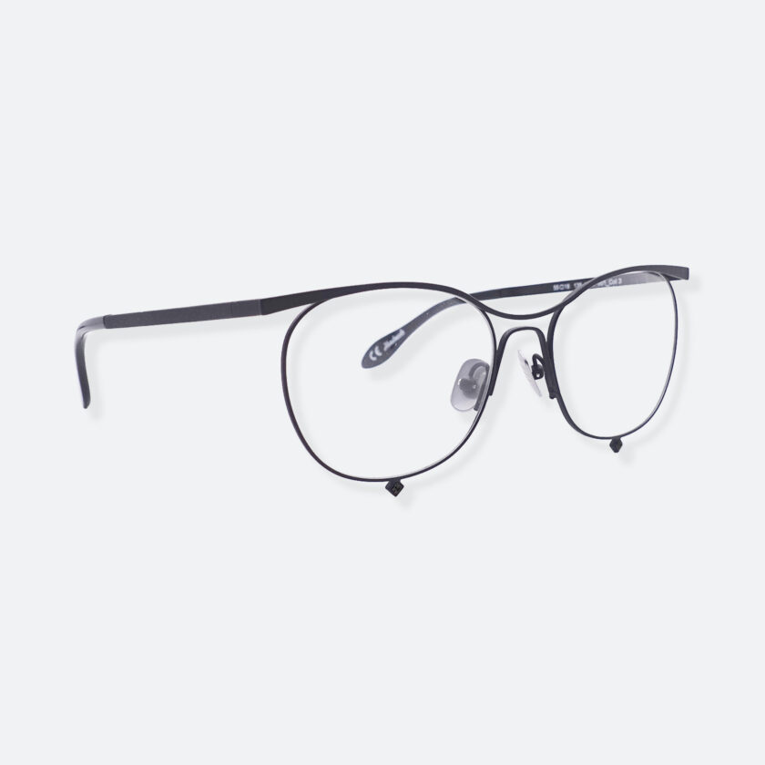OhMart People By People - Browline Optical Glasses With Crystal from Swarovski ( Tears Of Love - Black ) 3