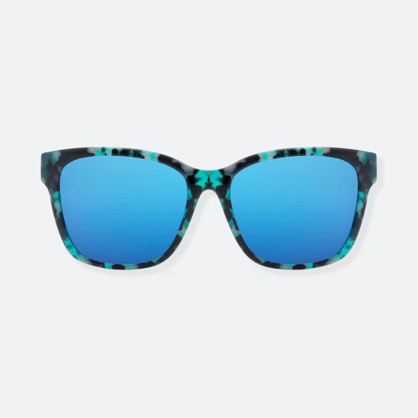 OhMart People By People - Wayfarer Acetate Sunglasses ( S001 - Light Blue ) 1