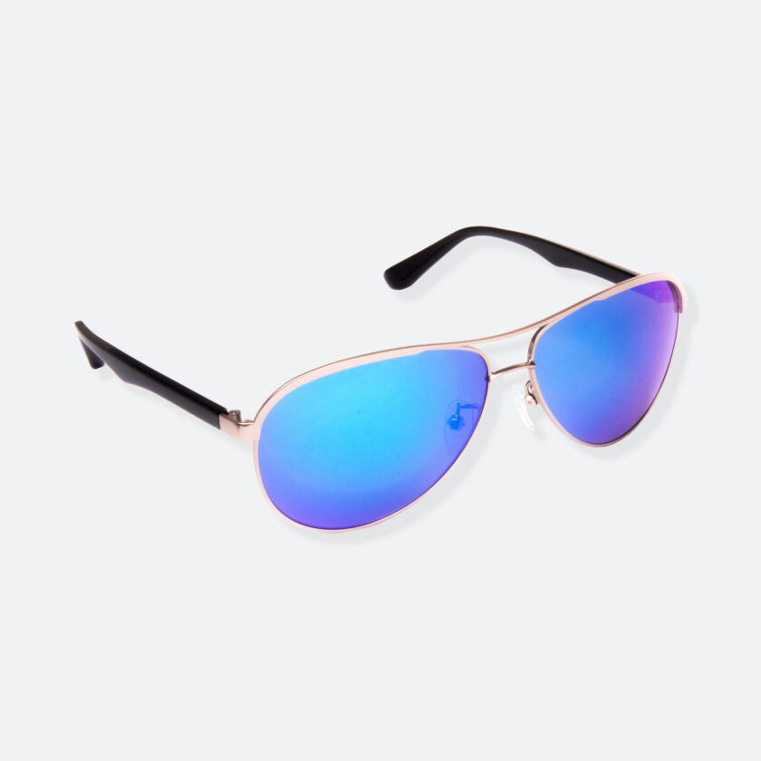 OhMart People by People - Contrasted Aviator Sunglasses ( Avia - Cool ) 2