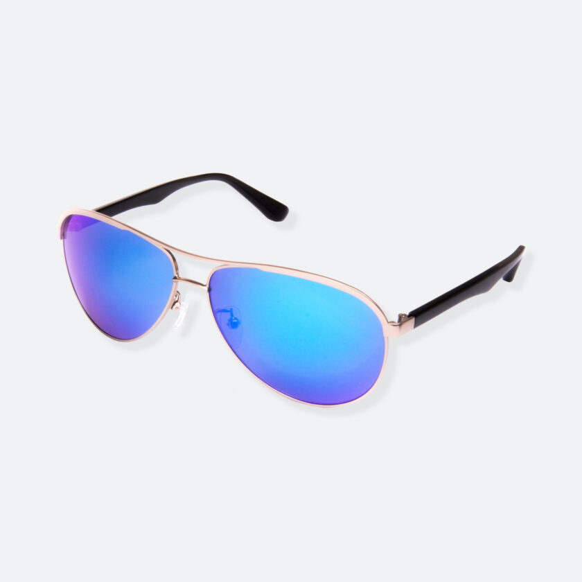 OhMart People by People - Contrasted Aviator Sunglasses ( Avia - Cool ) 3