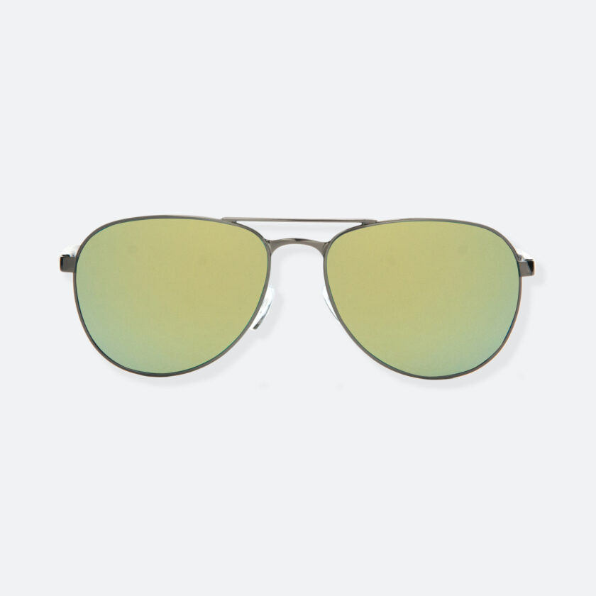 OhMart People By People - Aviator Sunglasses ( S011 - Olive Yellow ) 1
