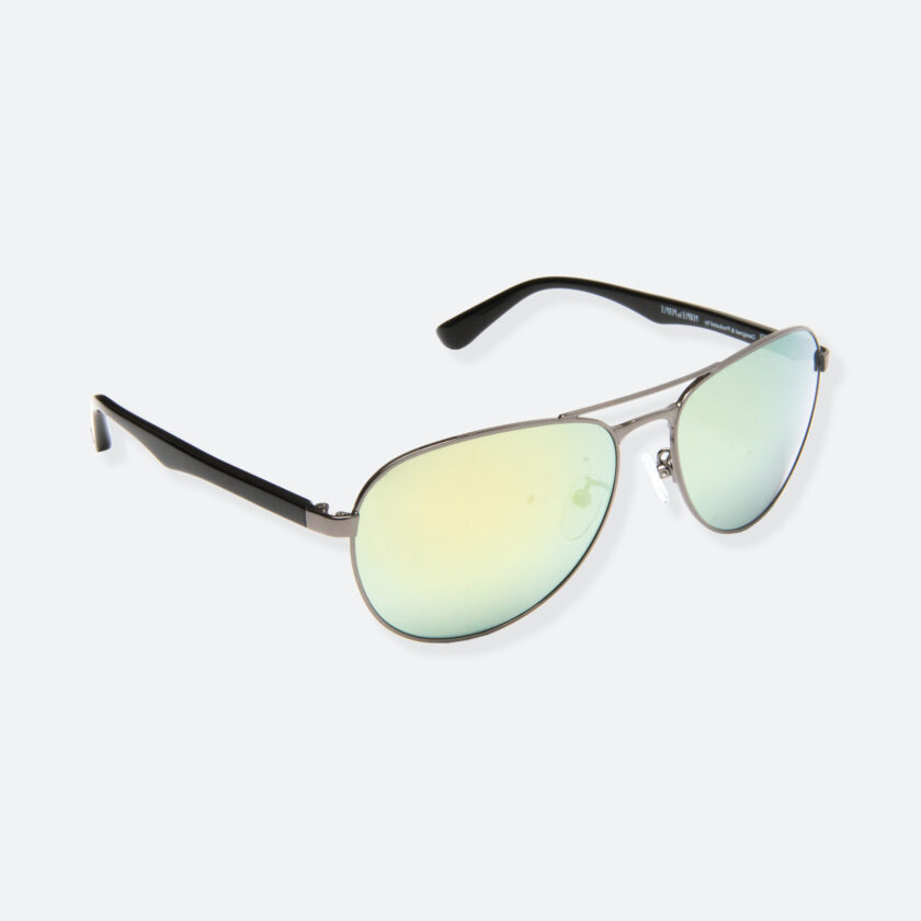 OhMart People By People - Aviator Sunglasses ( S011 - Olive Yellow ) 2