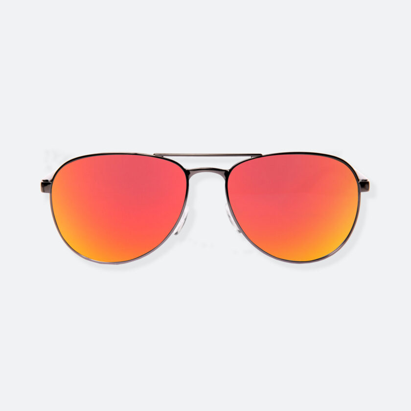 OhMart People By People - Aviator Sunglasses ( S011 - Red ) 1