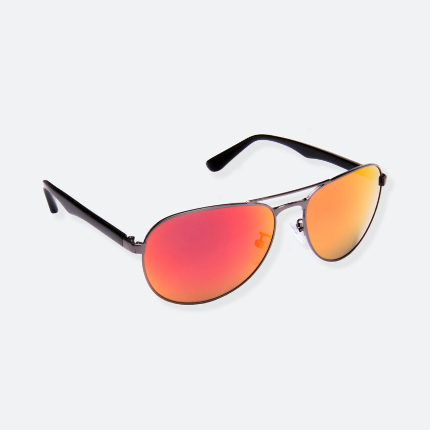OhMart People By People - Aviator Sunglasses ( S011 - Red ) 2