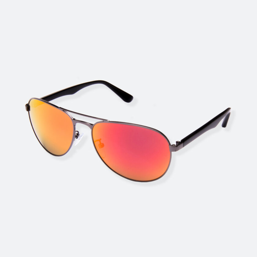 OhMart People By People - Aviator Sunglasses ( S011 - Red ) 3