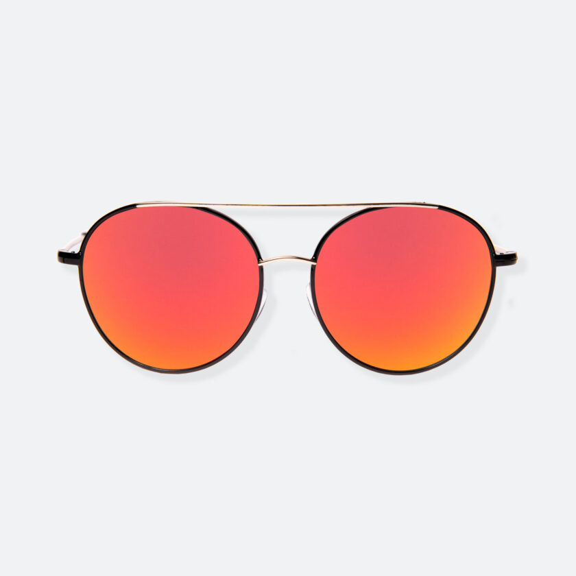 OhMart People By People - Aviator Sunglasses ( S012 - Red ) 1