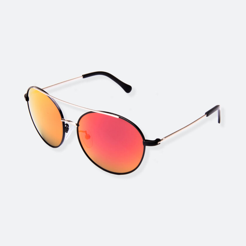 OhMart People By People - Aviator Sunglasses ( S012 - Red ) 3