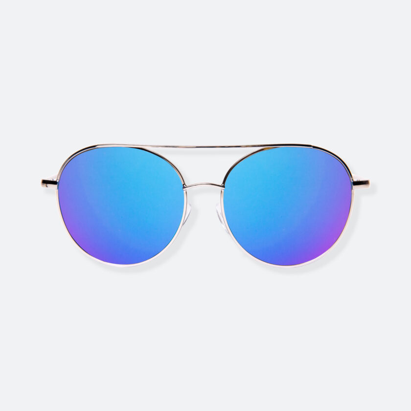 OhMart People By People - Aviator Sunglasses ( S012 - Blue ) 1