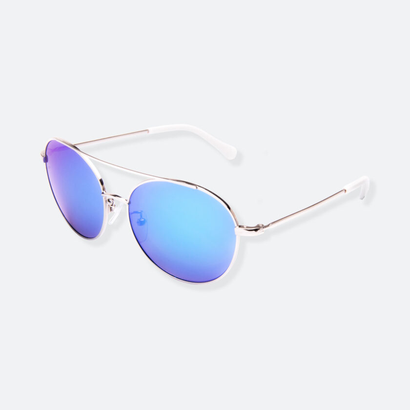 OhMart People By People - Aviator Sunglasses ( S012 - Blue ) 3