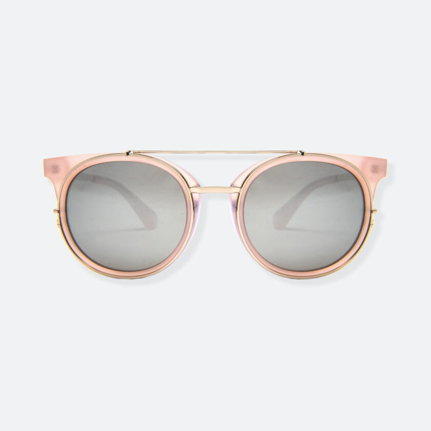 OhMart People By People - Brow Bar Sunglasses ( Refreshed - Light Pink ) 1