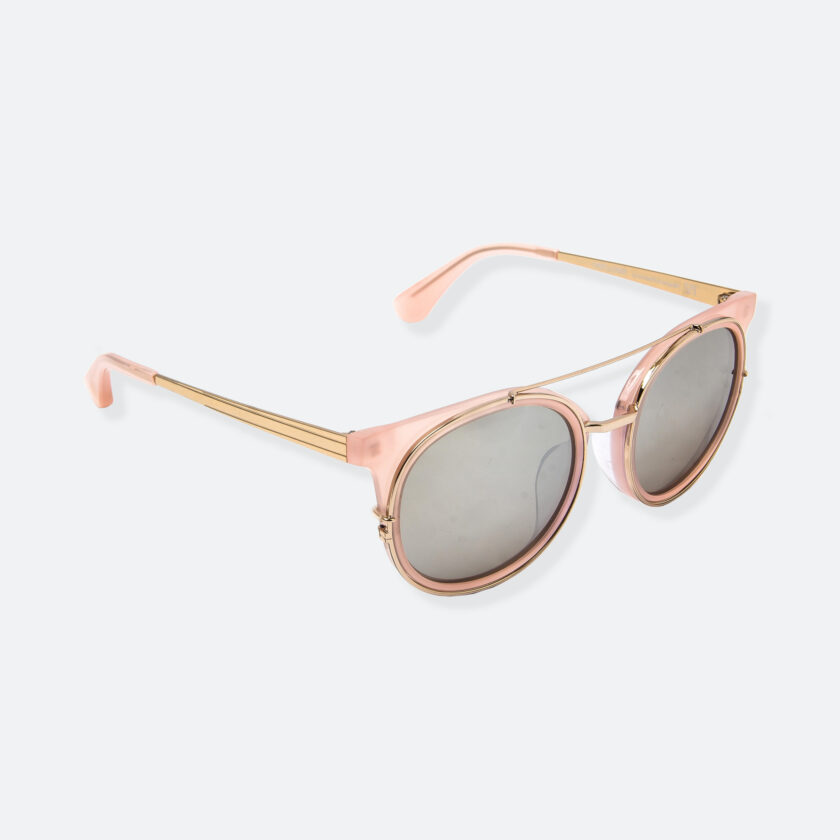 OhMart People By People - Brow Bar Sunglasses ( Refreshed - Light Pink ) 2