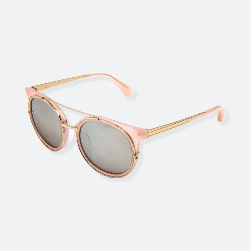 OhMart People By People - Brow Bar Sunglasses ( Refreshed - Light Pink ) 3